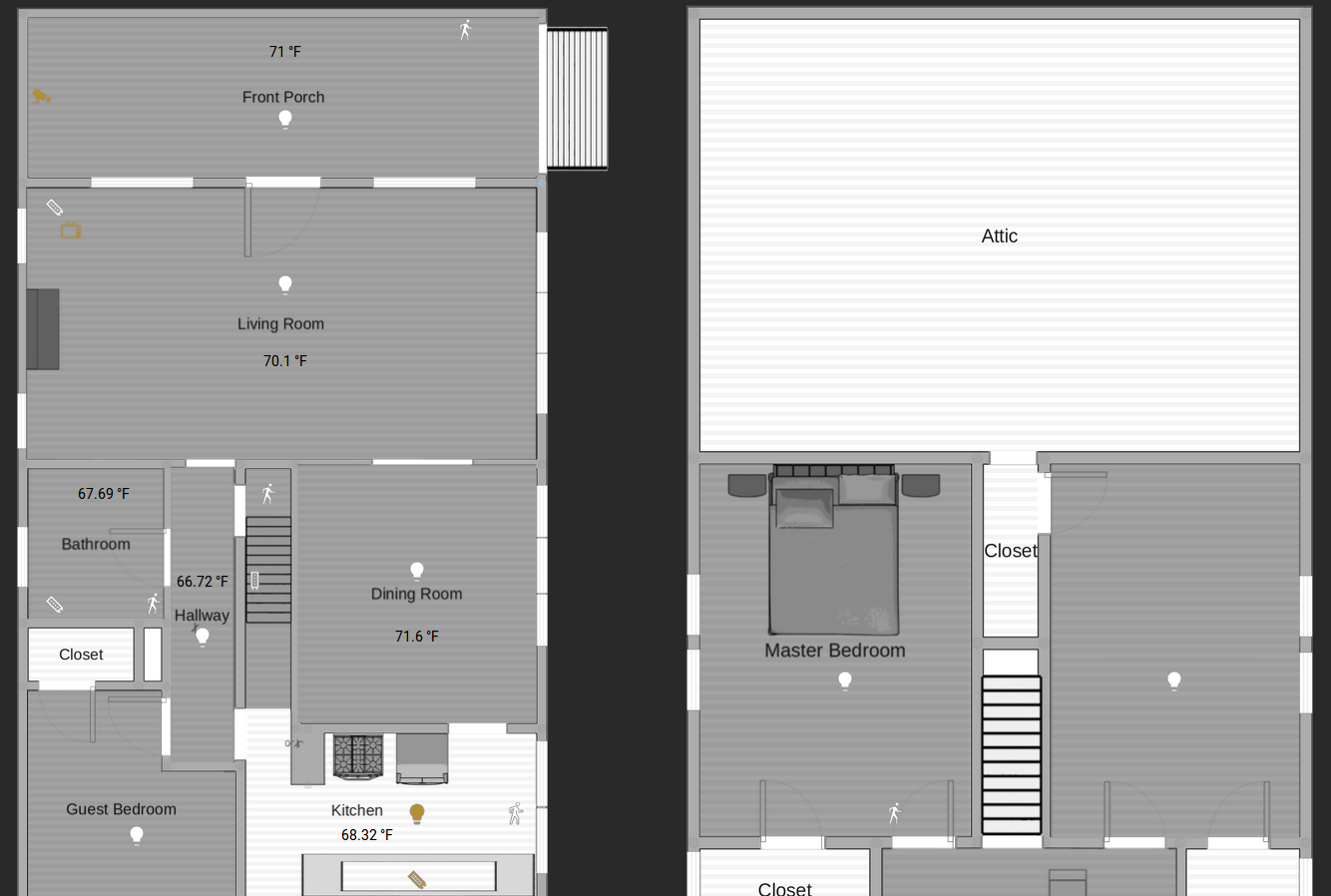 My 2D Floorplan