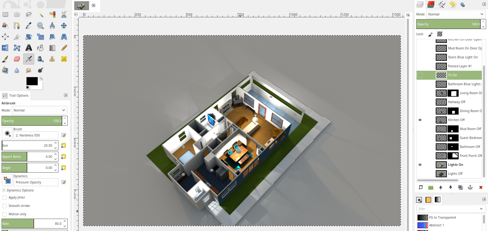 Creating an Interactive 3D Floorplan in Home Assistant - Automate